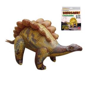Dinosauro STEGOSAURO Gonfiabile Gigante