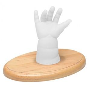 Impression Kit - impronta in 3D nel gesso della mano del tuo bimbo